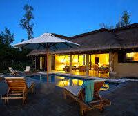villa riche